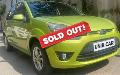 buy used cars ford figo for sale